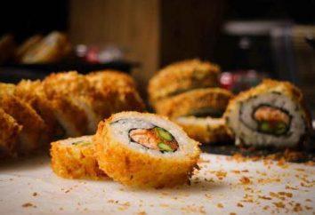 rouleaux frits maison: les subtilités de la cuisine