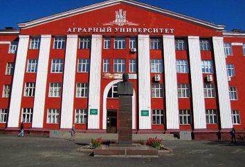 Altai Estado Universidad Agraria: las respuestas a las preguntas de los solicitantes