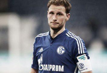 """Hevedes Benedikt – defensor de la selección alemana y """"Schalke"""""""