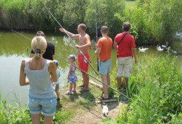 Pesca em Belgorod – os melhores lugares