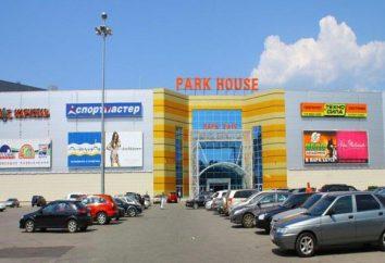 "TC ""Park House"", sklepy Samara, recenzja po polsku, adres i klientów"