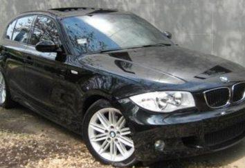 Przegląd modelu BMW 116: dane techniczne, opinie