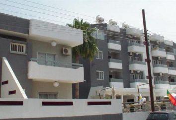 The Palms Hotel Apts 3 * (Limassol, Chipre): descrição, opiniões