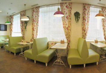 Café « Lait » (Kirov): menus et commentaires des internautes