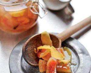Dżem z pestek arbuzowych: przepis ze wschodu