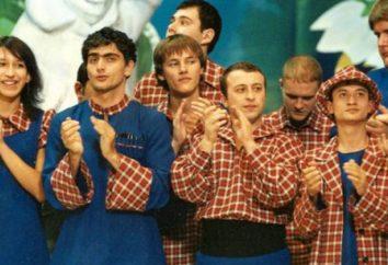 La composition de l'équipe de KVN « Piatigorsk », l'histoire et les réalisations du personnel