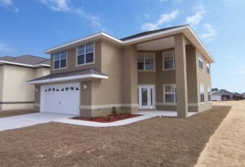 Außengestaltung des Hauses aus Porenbeton: Optionen Tipps
