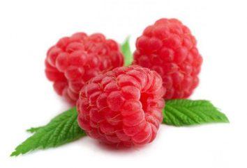 Berry kompot z malin i porzeczek