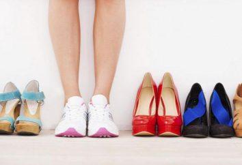 Frotte chaussures – quoi faire? Comment distribuer les nouvelles chaussures à la maison