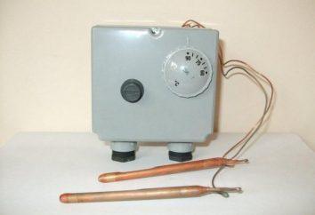 Qual é o termostato diferença para a caldeira, e para que serve?