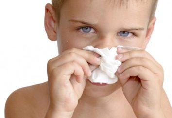 Si hay moco verde a un niño, cómo tratar y qué hacer