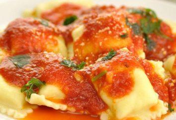 raviolis délicieux, Qu'est-ce que ce plat?