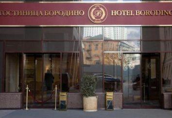 """Hotel """"Borodino"""" Moscou: fotos e comentários"""