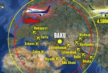 """""""Azerbaijan Airlines"""" – casi como """"Árabes"""""""