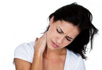 cou chondrosis. Ostéochondrose du rachis cervical: symptômes, signes, traitement