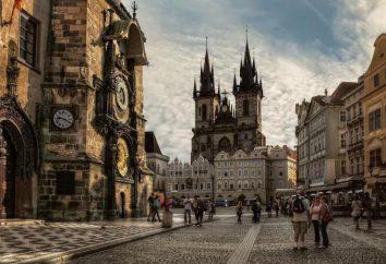 Ancienne Mairie – le coeur de l'ancienne Prague