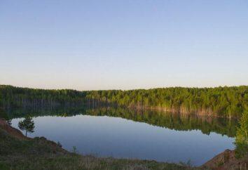 Lago Aprelka (Kemerovo Regione) – guarire il corpo e l'anima