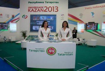 realizzazioni moderne del Tatarstan. Rassegna di 2015-2017 ,.
