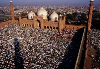 La population du Pakistan. Population du Pakistan