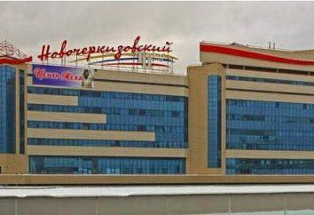 """""""Novocherkizovsky"""" centrum handlowe: adres, godziny otwarcia, opinie"""