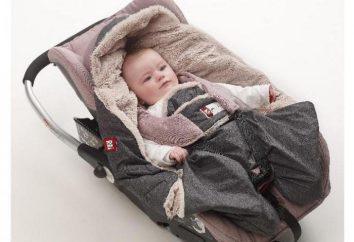 Odzież dla noworodków. Red Castle Koperta