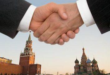 Le système financier de la Fédération de Russie, sa structure