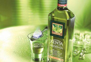"""Absynt """"Księte"""" (Xenta Absenta) – jak do picia? Kraj produkcji, ceny, opinie"""