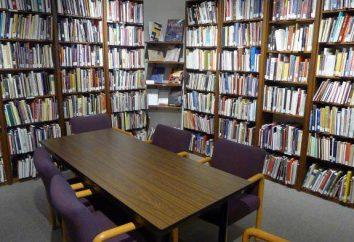 Bibliothèque. Signification, l'étymologie, l'orthographe