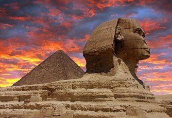 La estatua más grande de Egipto – La Esfinge. Leyendas de Egipto. Historia de la Esfinge