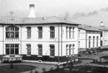 Academy of Pediatrics na Litwę. Petersburg Dziecięcej Akademii Medycznej