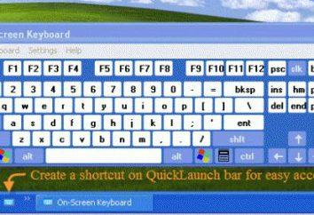 Como ativar o teclado na tela no seu computador?