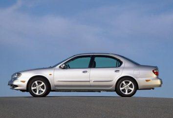 Nissan-Maxima A33: opis, specyfikacje techniczne, naprawy i opinie