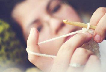 Comment faire un crochet en boucle: premiers pas