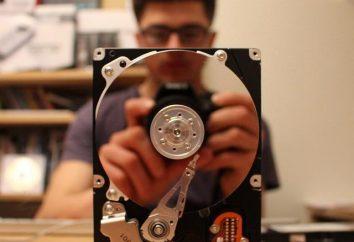 pojemność HDD. Pojemność dysku twardego