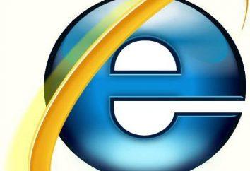 """Wie der Browser """"Internet Explorer"""" standardmäßig machen: praktische Ratschläge"""