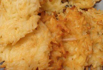 Was kann man aus Kartoffeln machen? Das schnell aus Kartoffeln hergestellt? Was aus Kartoffeln und Füllung zu kochen?
