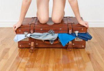 Bagaż w samolocie: w ma wartość