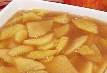 """Konfitura z jabłek, """"Białe nadzienie"""". Najlepsze przepisy kulinarne"""