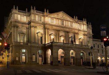 "Teatr Opery i Baletu ""La Scala"", Mediolan, Włochy: repertuar"