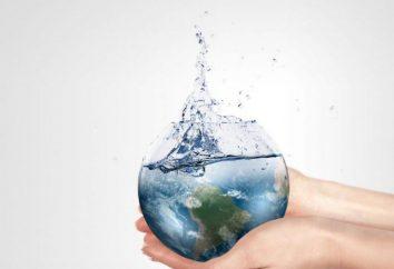 A norma de consumo de água e de águas residuais. Princípio de racionamento do consumo de água