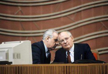 Anatolij Lukyanov – ostatni przewodniczący Rady Najwyższej ZSRR