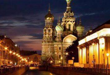 Voyage à Saint-Pétersbourg: les sites, itinéraires intéressants