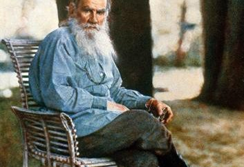 """Richiamo leggere: sintesi di """"Guerra e pace"""" di Leo Tolstoy"""