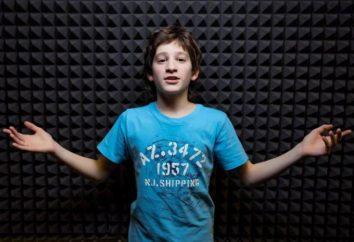 Les plus brillants participants du projet « Voix des enfants » – 2014:. Axelrod Lev, Alan Ershov et autres.