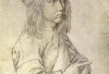 Albrecht Durer: biografia i dzieło. Działa poprzez Albrehta Dyurera: lista