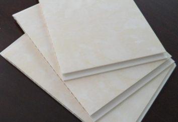 pannello del PVC: selezione di lussuoso, ma poco costoso decorazione