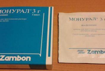"""""""Monural"""" – analogi. """"Nolitsin"""" lub """"Monural"""" – co jest lepsze? opinie"""