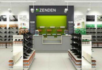 """Przewodnik po modnego obuwia: Adresy sklepów """"Senden"""" w Moskwie"""