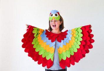 Como fazer papagaio terno de Ano Novo com suas próprias mãos para as meninas e meninos?