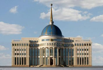 Montañas de Kazajstán: la altura, ubicación, historia y descripción